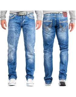 Cipo & Baxx Herren Jeans C0595 W34/L32
