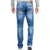Cipo & Baxx Herren Jeans C0595 W38/L34