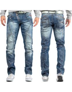 Cipo & Baxx Herren Jeans C0751 W33/L34