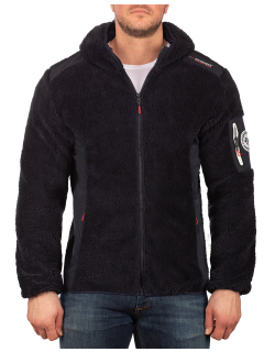 Geographical Norway Herren Fleecejacke Tufour Navy L