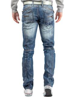 Cipo & Baxx Herren Jeans C0751 W40/L36