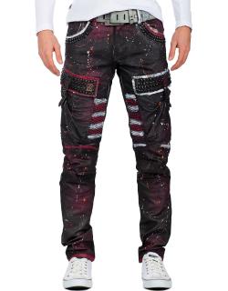 Cipo & Baxx Herren Jeans CD636