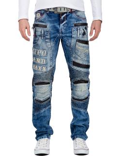 Cipo & Baxx Herren Jeans CD637