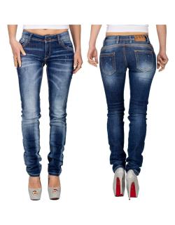 Cipo & Baxx Damen Jeans WD433