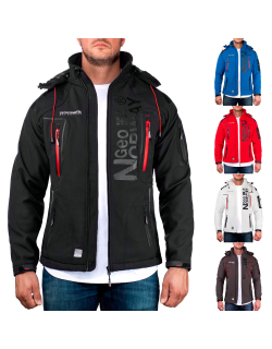 Geo Norway Herren Jacke Techno