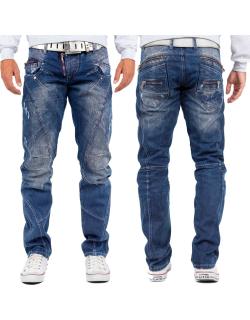 Cipo & Baxx Herren Jeans C0768 W33/L32