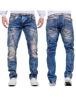 Cipo & Baxx Herren Jeans C0894 W32/L32
