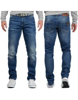 Cipo & Baxx Herren Jeans CD386 W32/L32