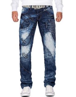 Kosmo Lupo Herren Jeans KM130