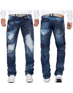 Kosmo Lupo Herren Jeans KM130 W30/L32