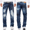Kosmo Lupo Herren Jeans KM130 W33/L32