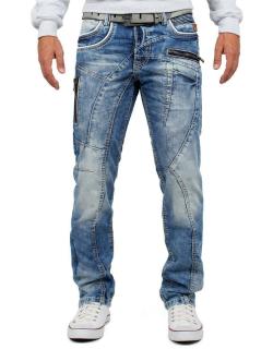 Cipo & Baxx Herren Jeans C1150
