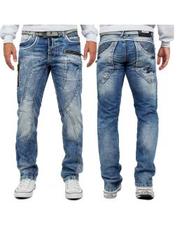 Cipo & Baxx Herren Jeans C1150 W38/L34