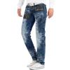 Kosmo Lupo Herren Jeans KM012